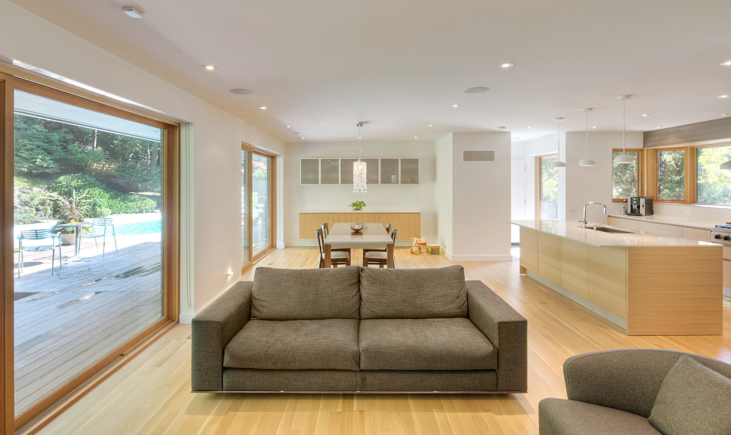 Hoggs Hollow Interior Living Room