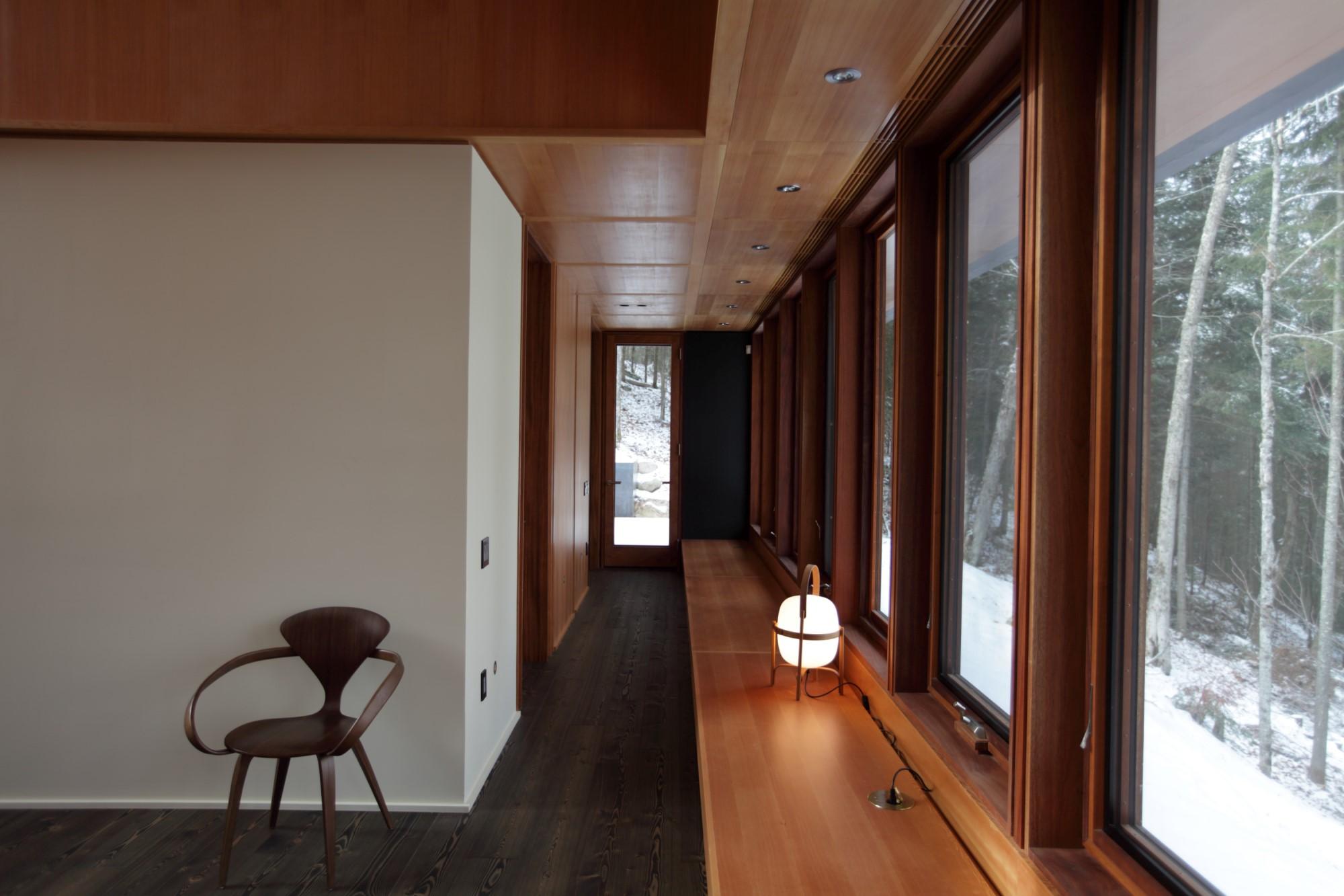 Haliburton Interior Hallway