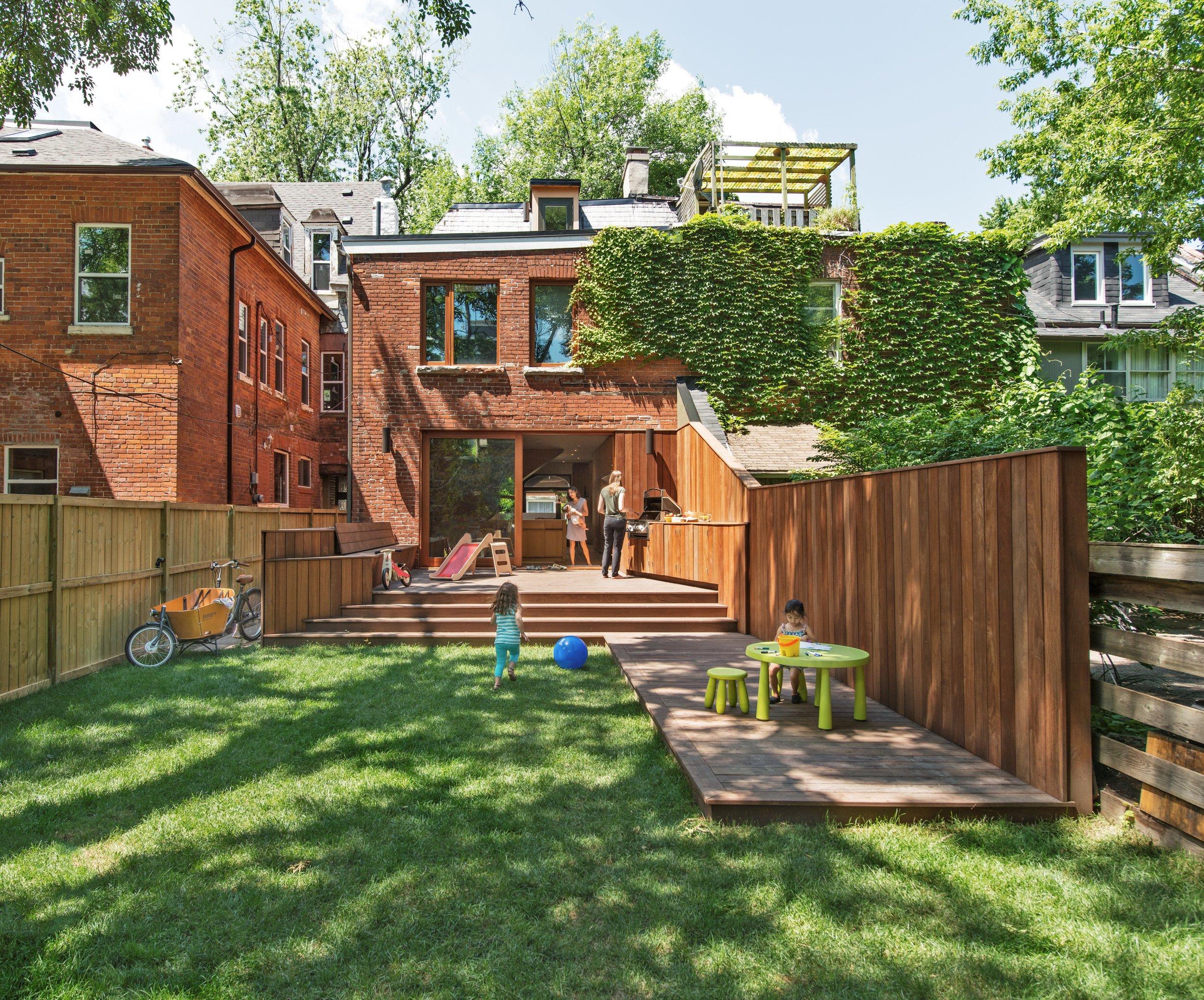 Howland Exterior Backyard