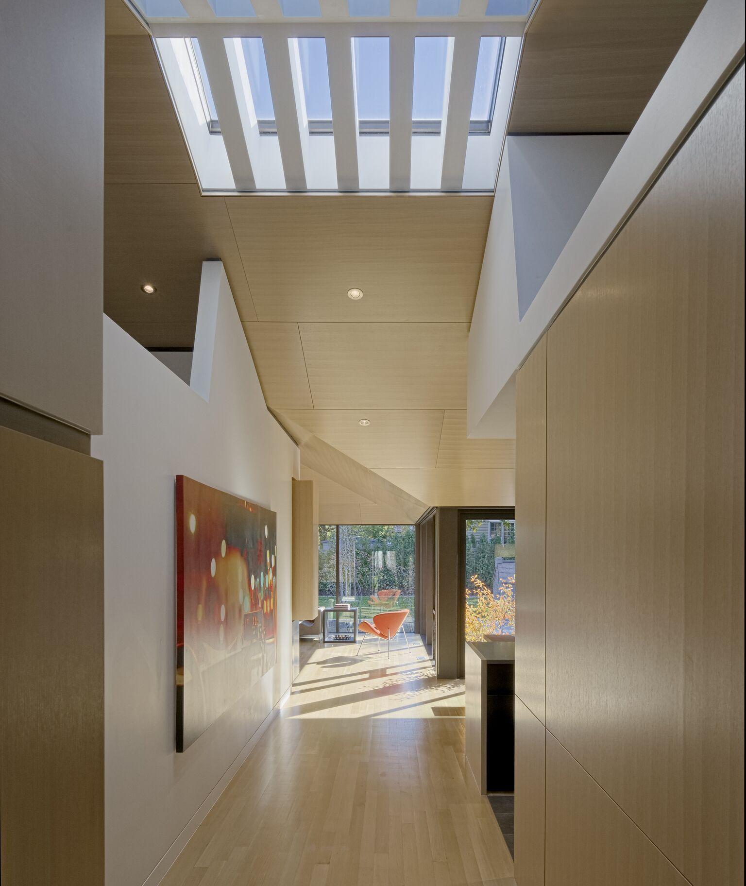 Abenbare House Interior Hallway