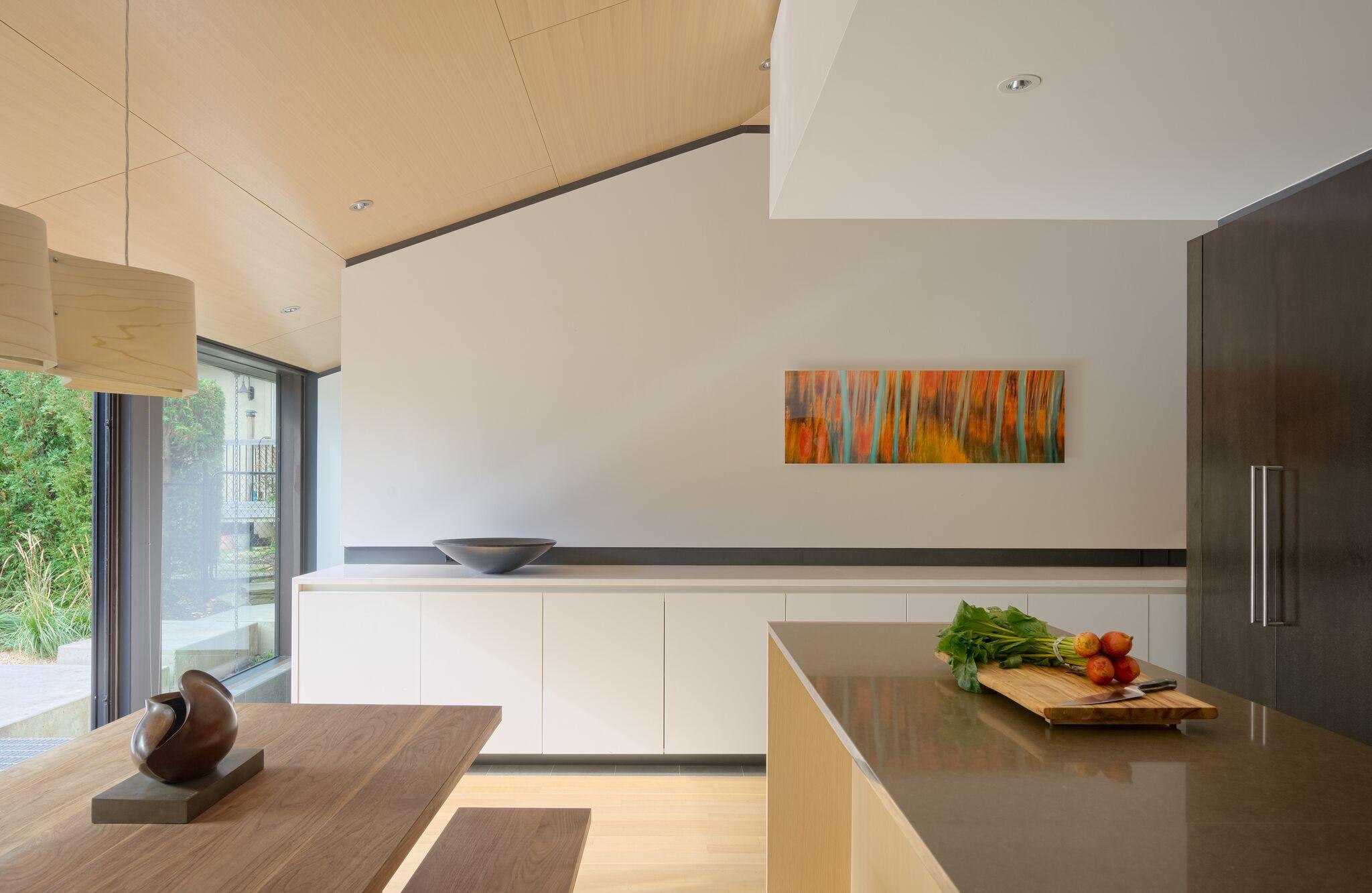 Abenbare House Interior Kitchen