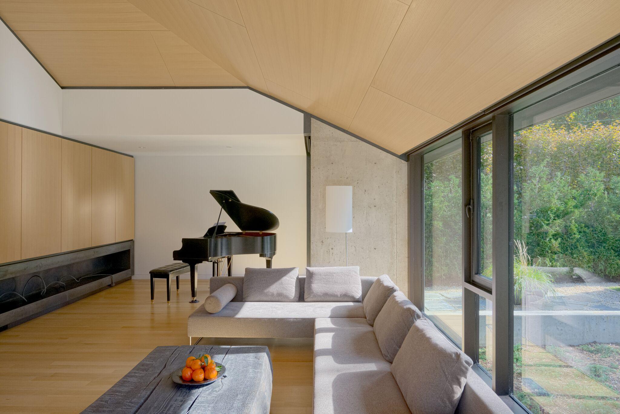 Abenbare House Interior Living Room