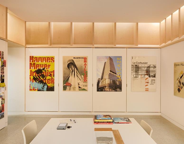 Craven Road Studio Interior Office