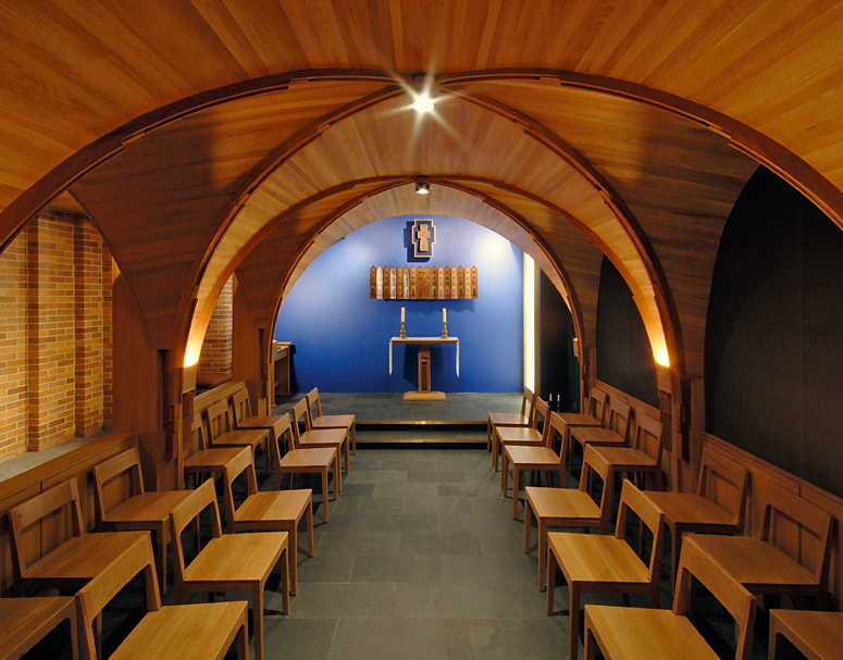 Massey College Chapel