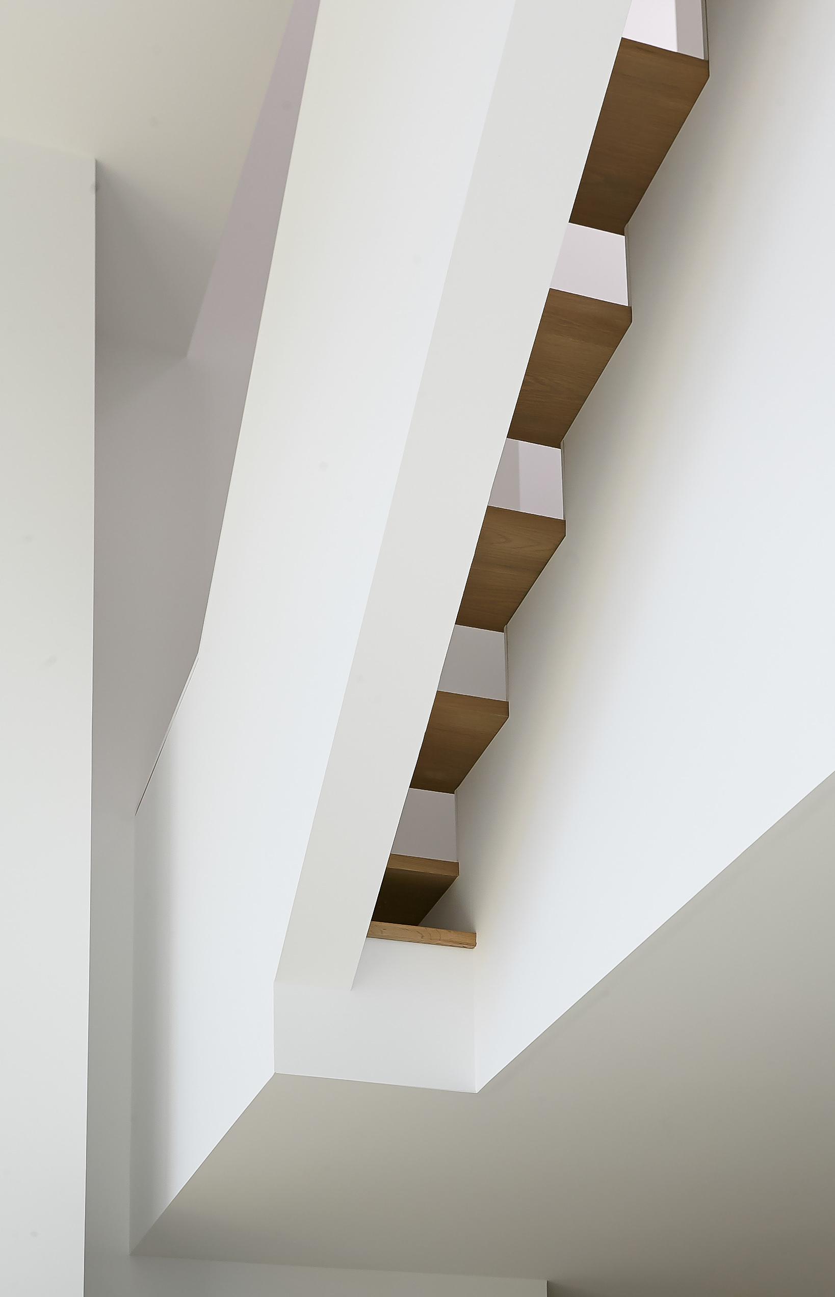 Walker 2nd Floor Staircase