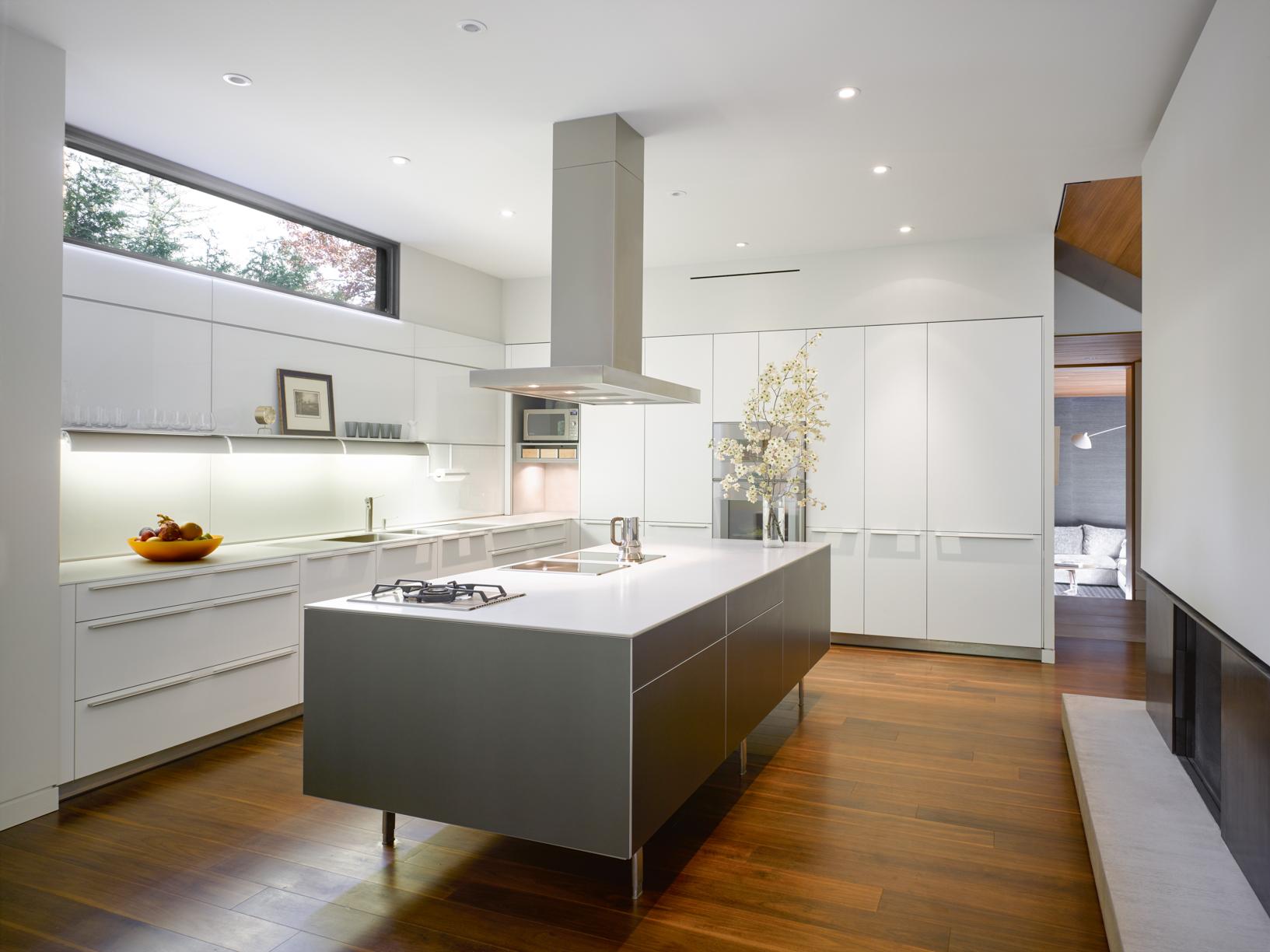 Valley House Interior Kitchen