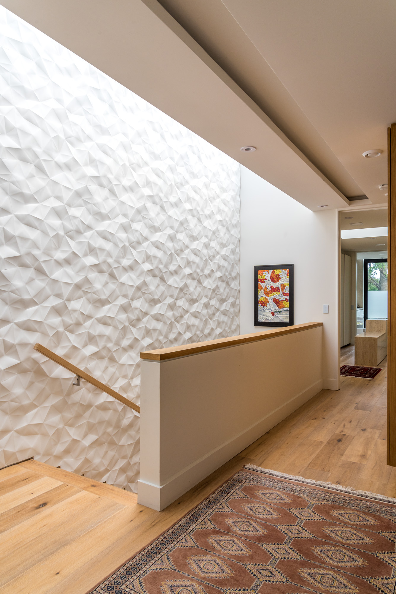 Sherwood Interior Wall Detail
