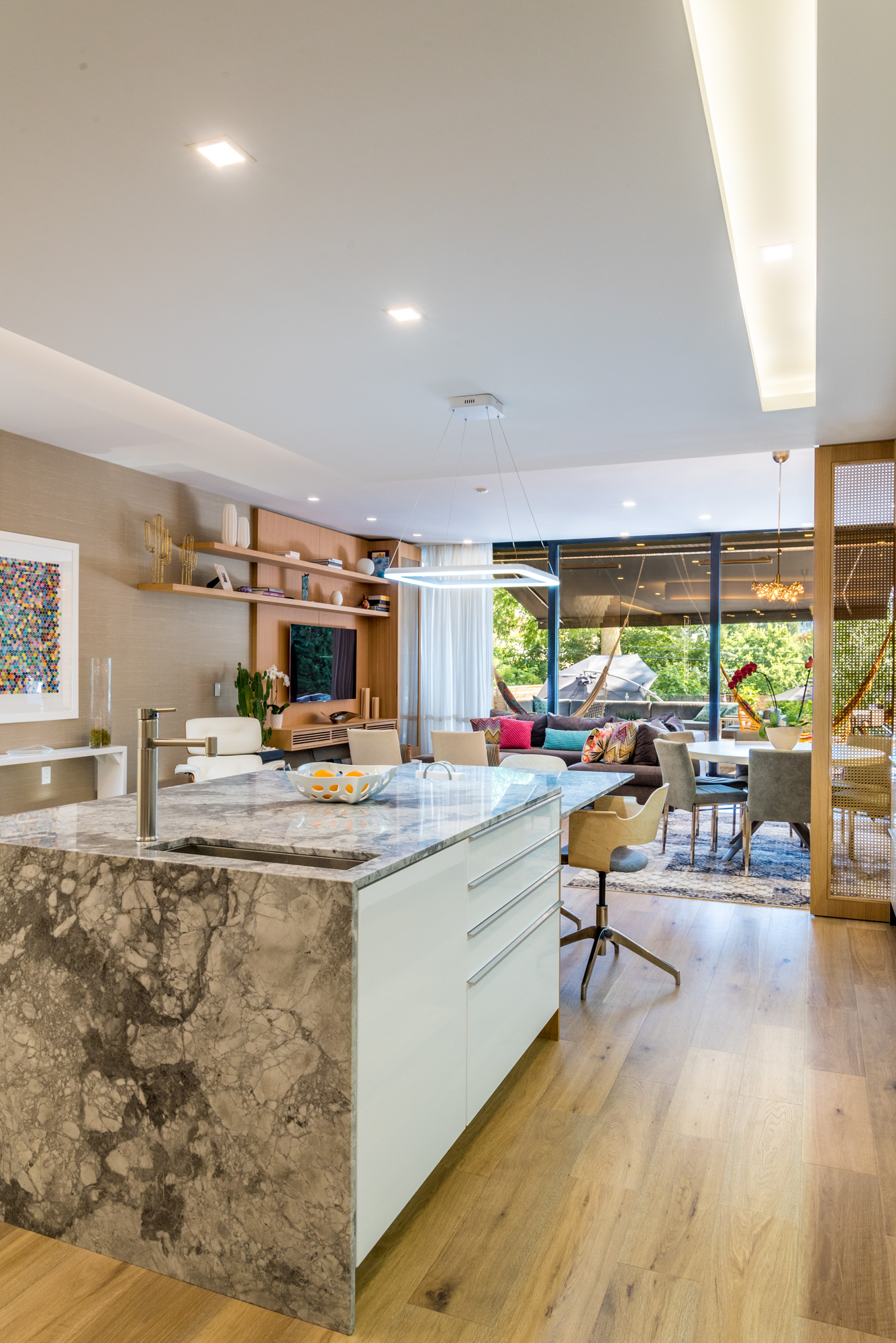 Sherwood Interior Living Room