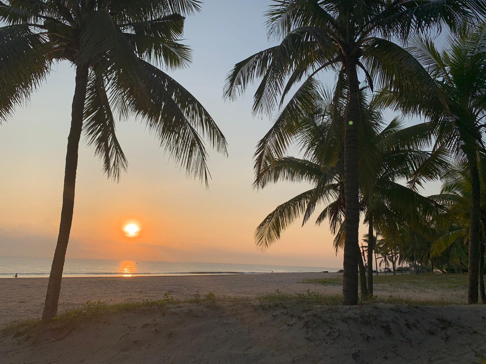 Sunrise in Da Nang