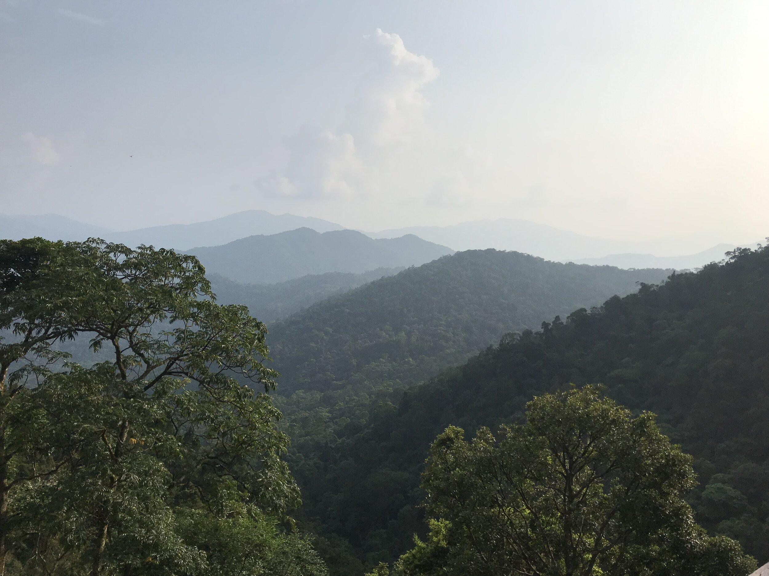 Yen Tu Mountains