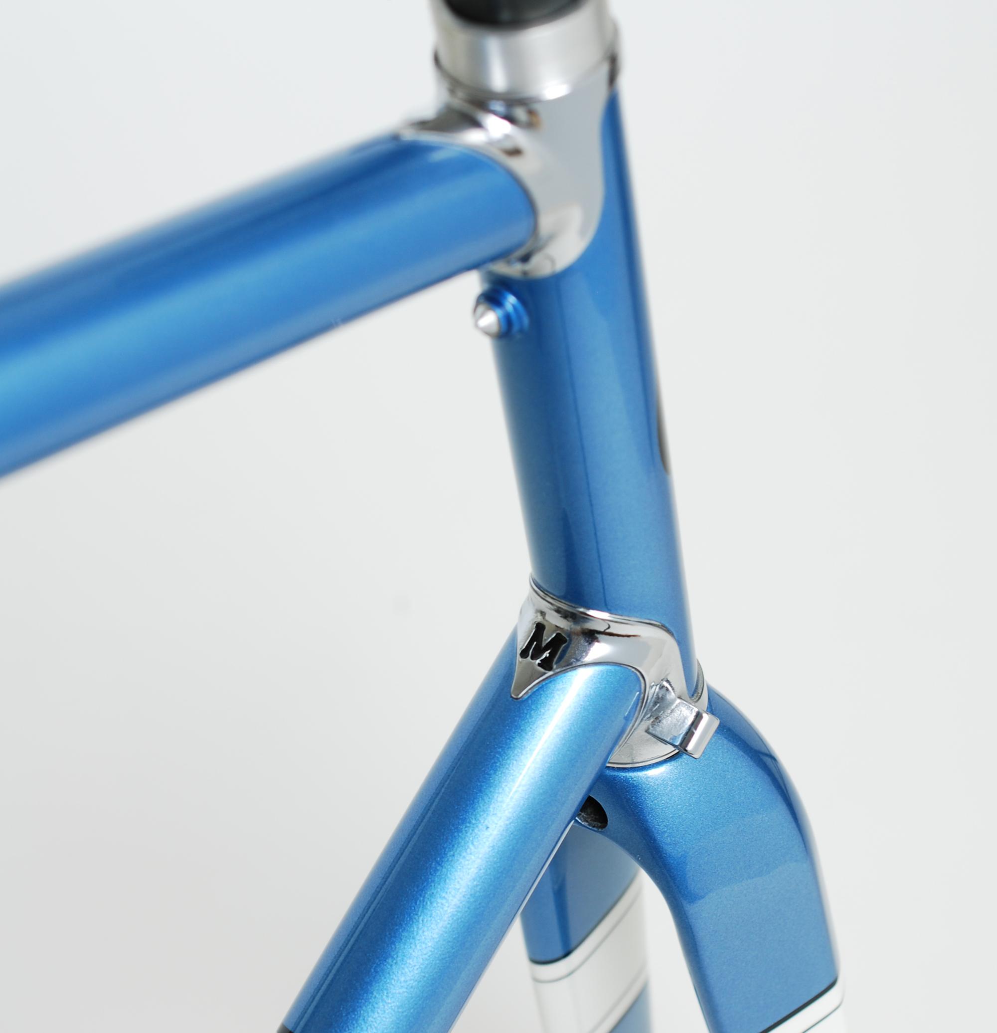 Bike Marinoni Blue — VéloColour