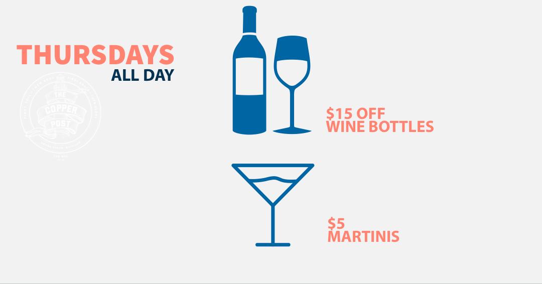 Copy of Wine & Martini's