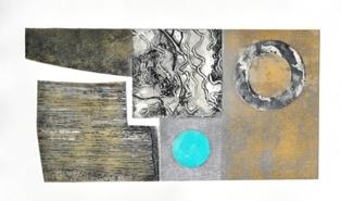 1. Estella Scholes Concrete Coast no.1. Collagraph.JPG