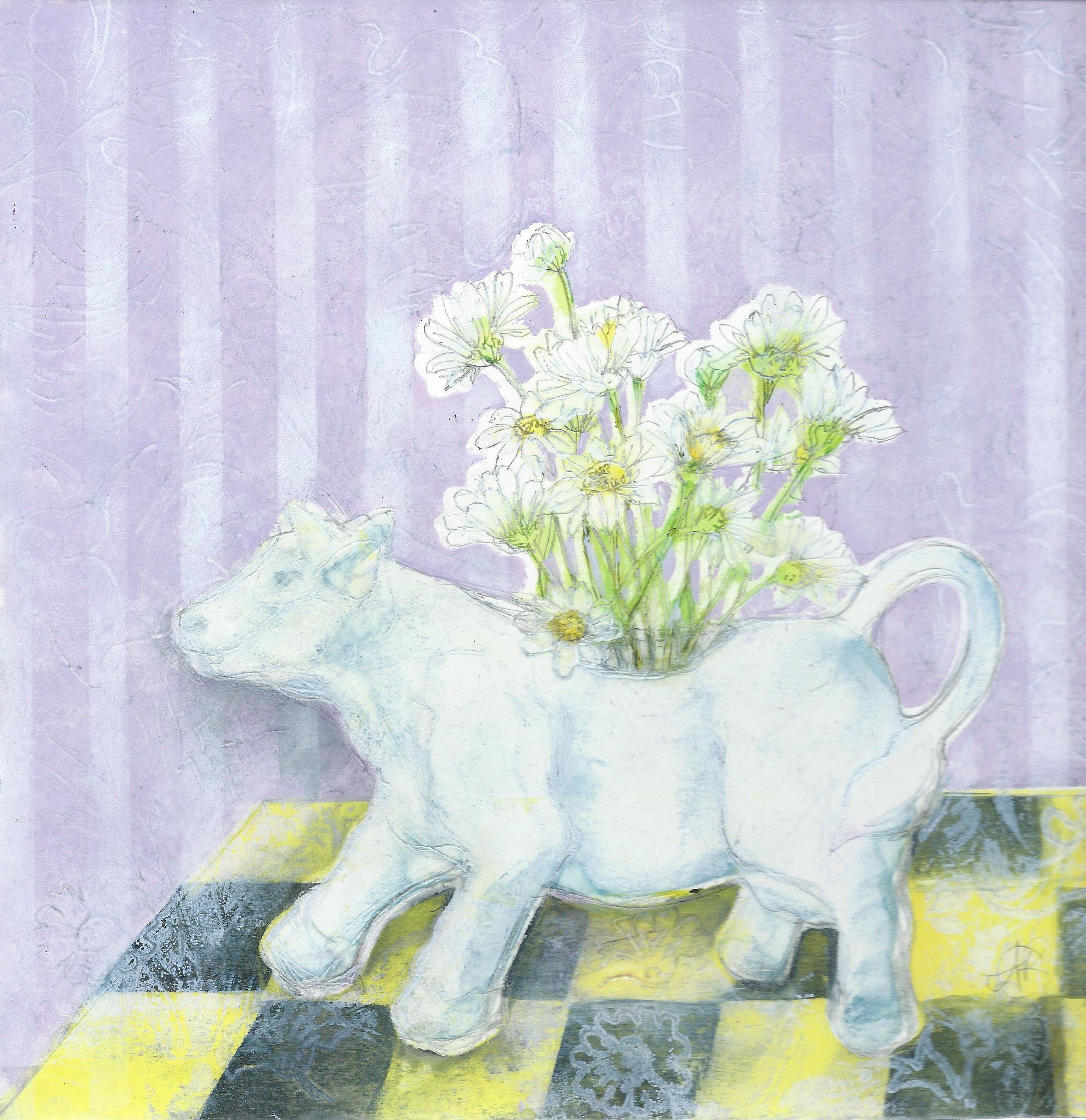 3. Daisy (cow-creamer collection) Ann Bridges .jpg
