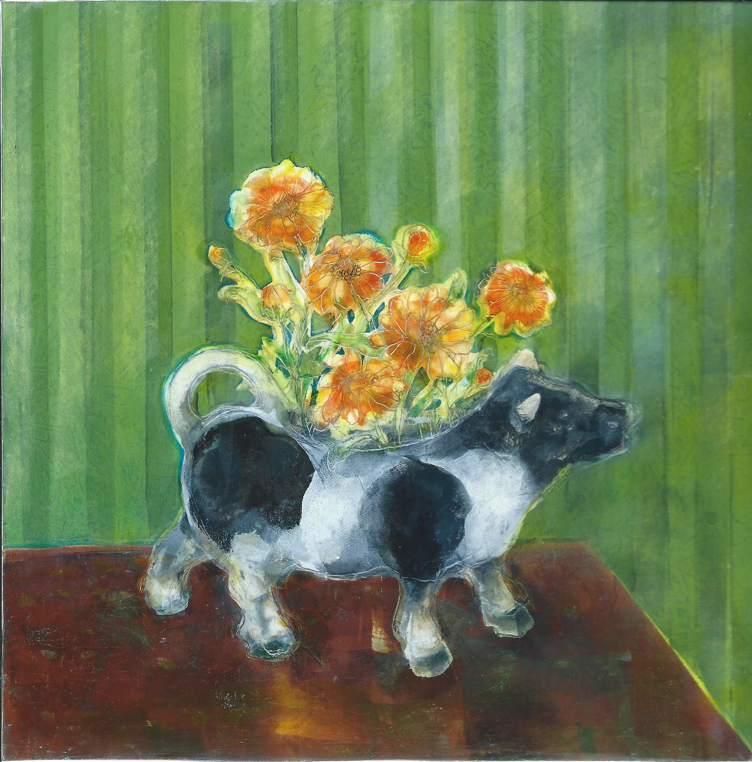 4. Marigold (cow-creamer collection) Ann Bridges .jpg