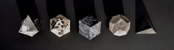 1. Elemental – front view – paper sculpture with etching and marbled paper – 21cm x 65cm x 11cm .jpg