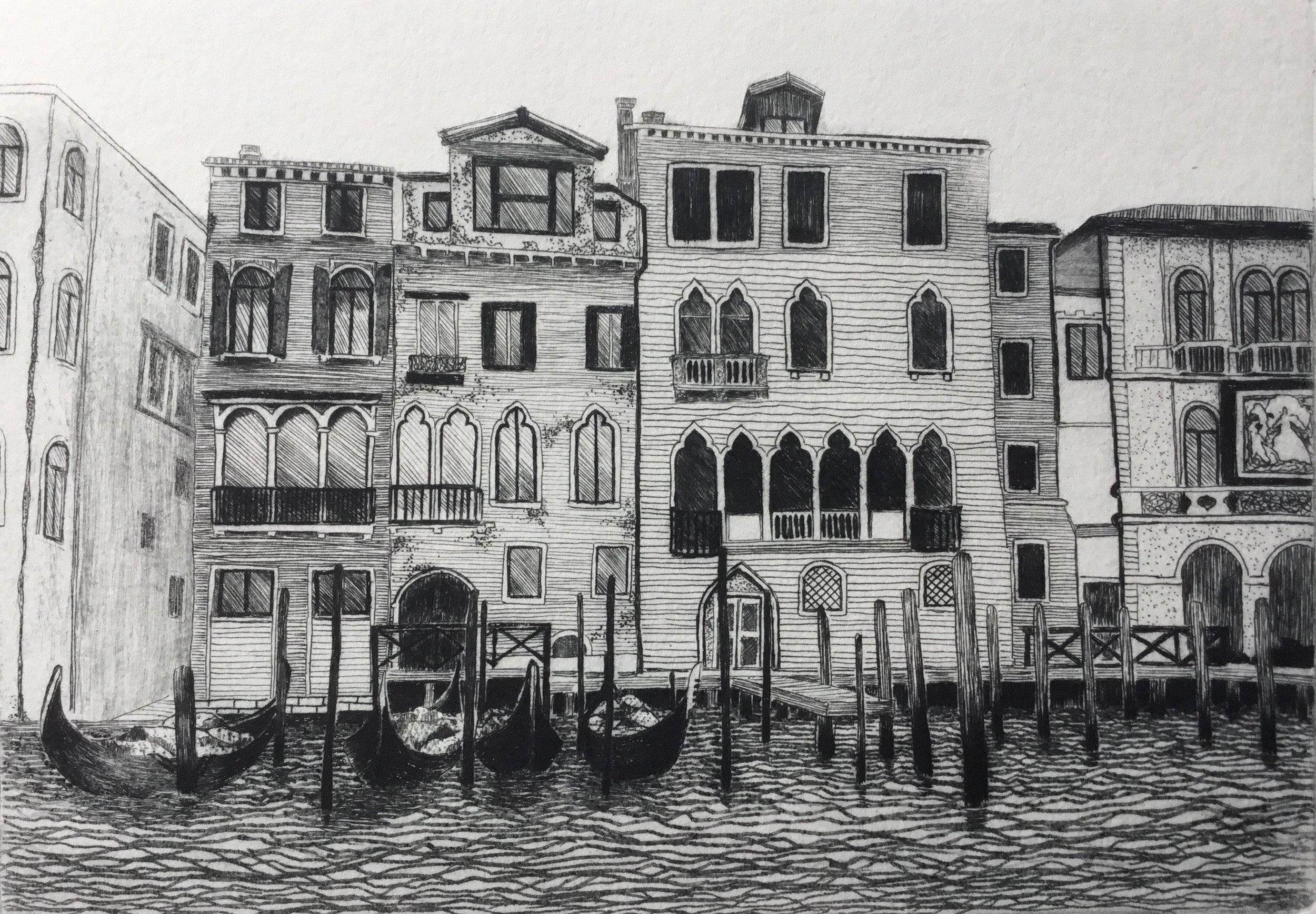3. Palazzos, Grand Canal.jpg