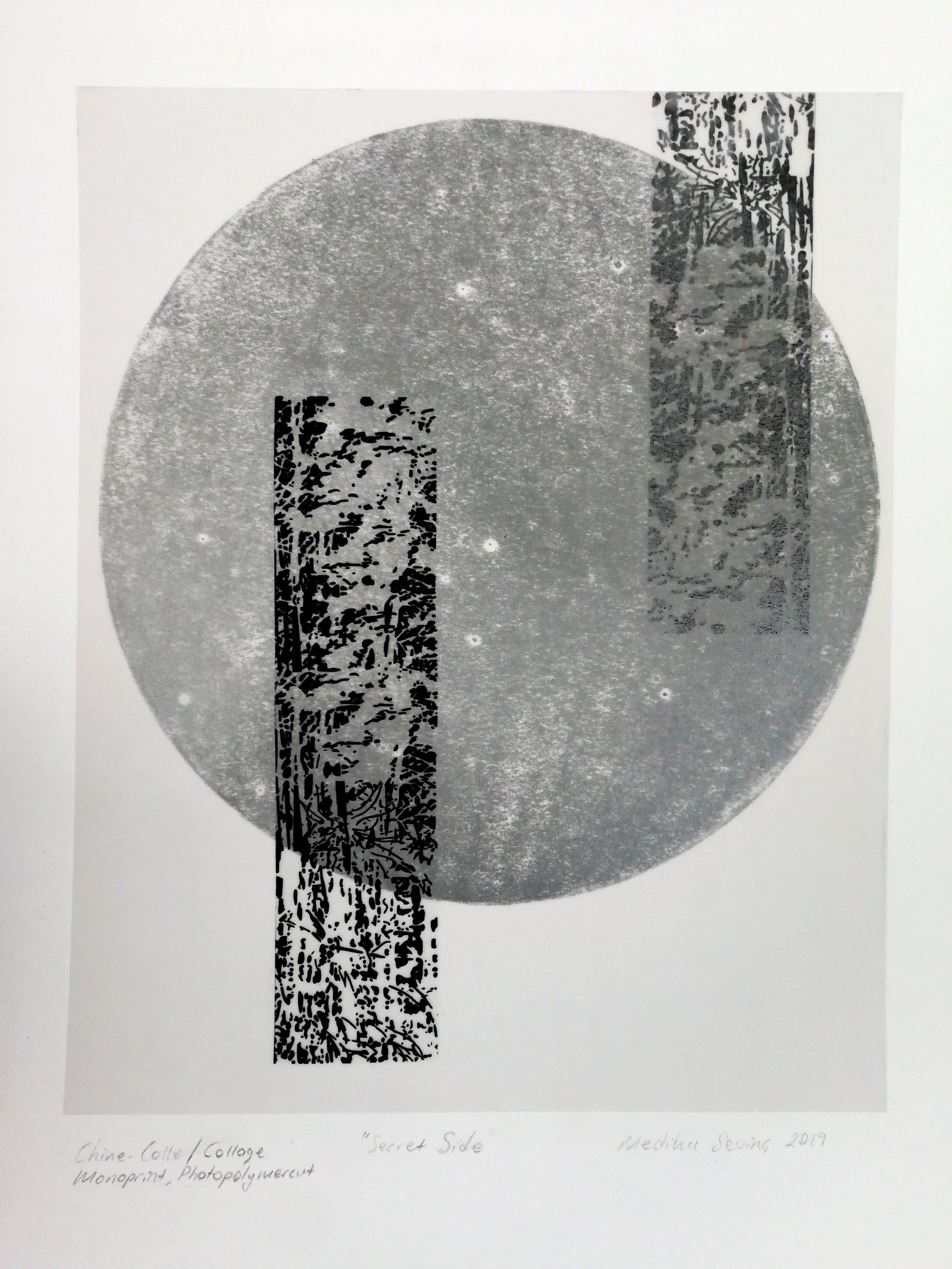 4. Mediha Sevinc, ''Secret Side'' 24x35cm, 2019.jpg