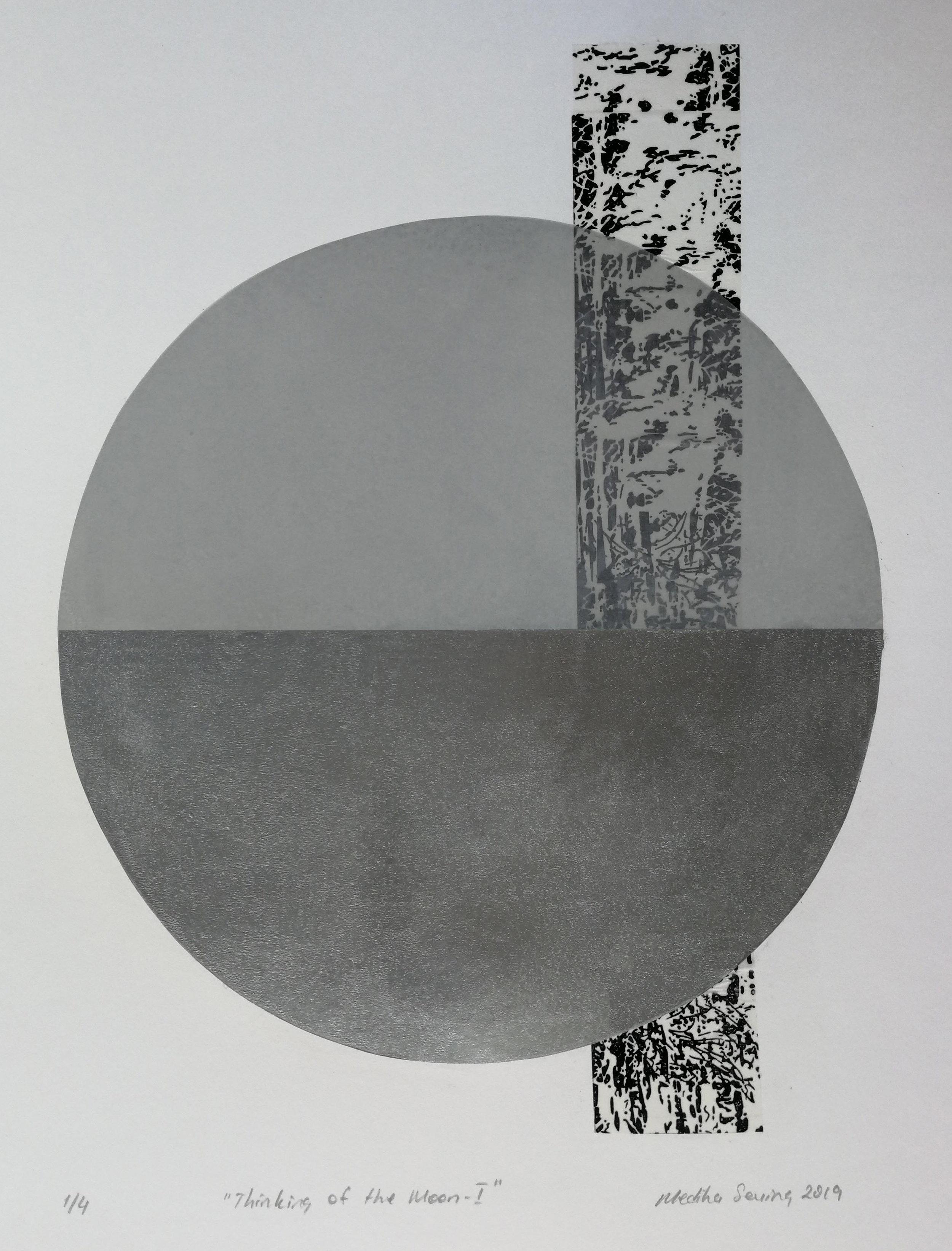 1. Mediha Sevinc, Thinking of the Moon- I, 25,2x32,3cm, 2019.jpg
