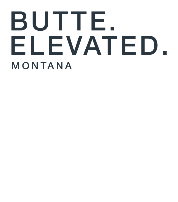 Butte.Elevated. Logo