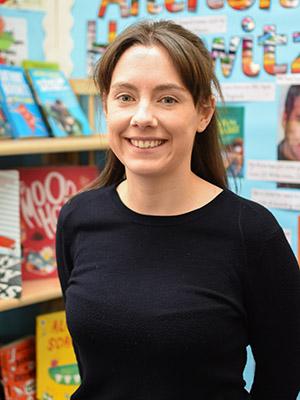 Miss Suzanne Kelly, Year 5 Teacher