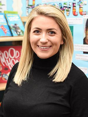 Miss Helen Gilford, Year 1 Teacher
