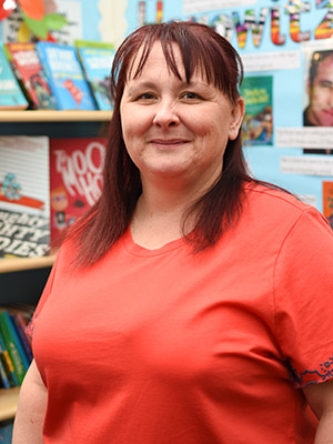 Mrs Wendy Dryhurst, Year 5 Teaching Assistant
