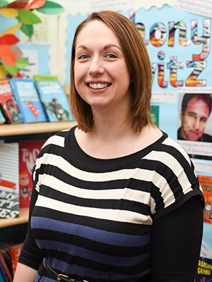 Mrs Stephanie Eastaff, Year 2 Teacher