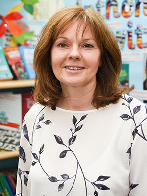 Mrs Ann Mooney, Year 4 Teacher