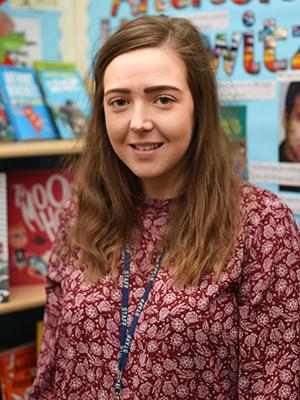 Miss Sophia Taylor, F1 Teaching Assistant