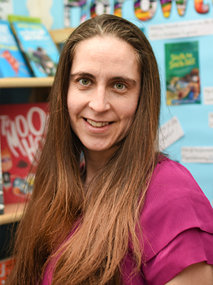 Mrs Donna Roberts, Pre School Teaching Assistant