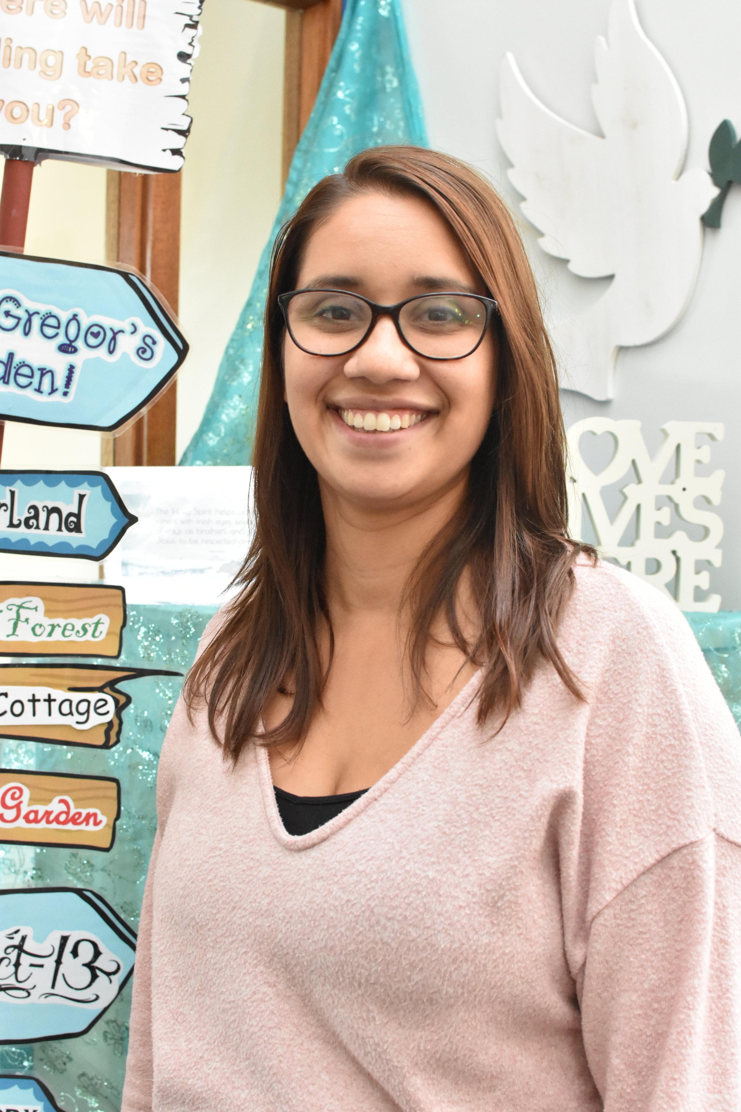 Mrs Charlotte Singer F2 Teacher