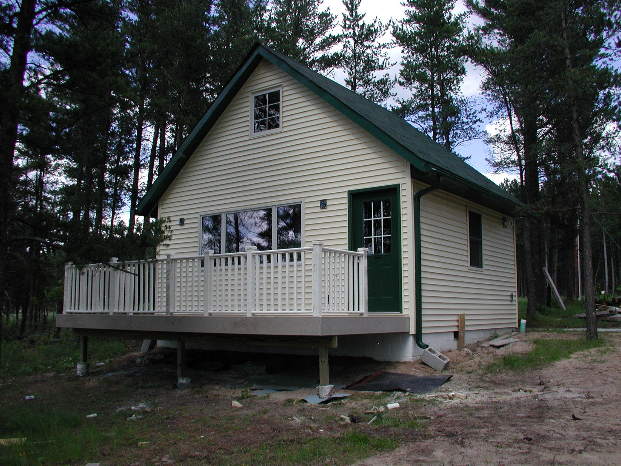 20x20 Cabin