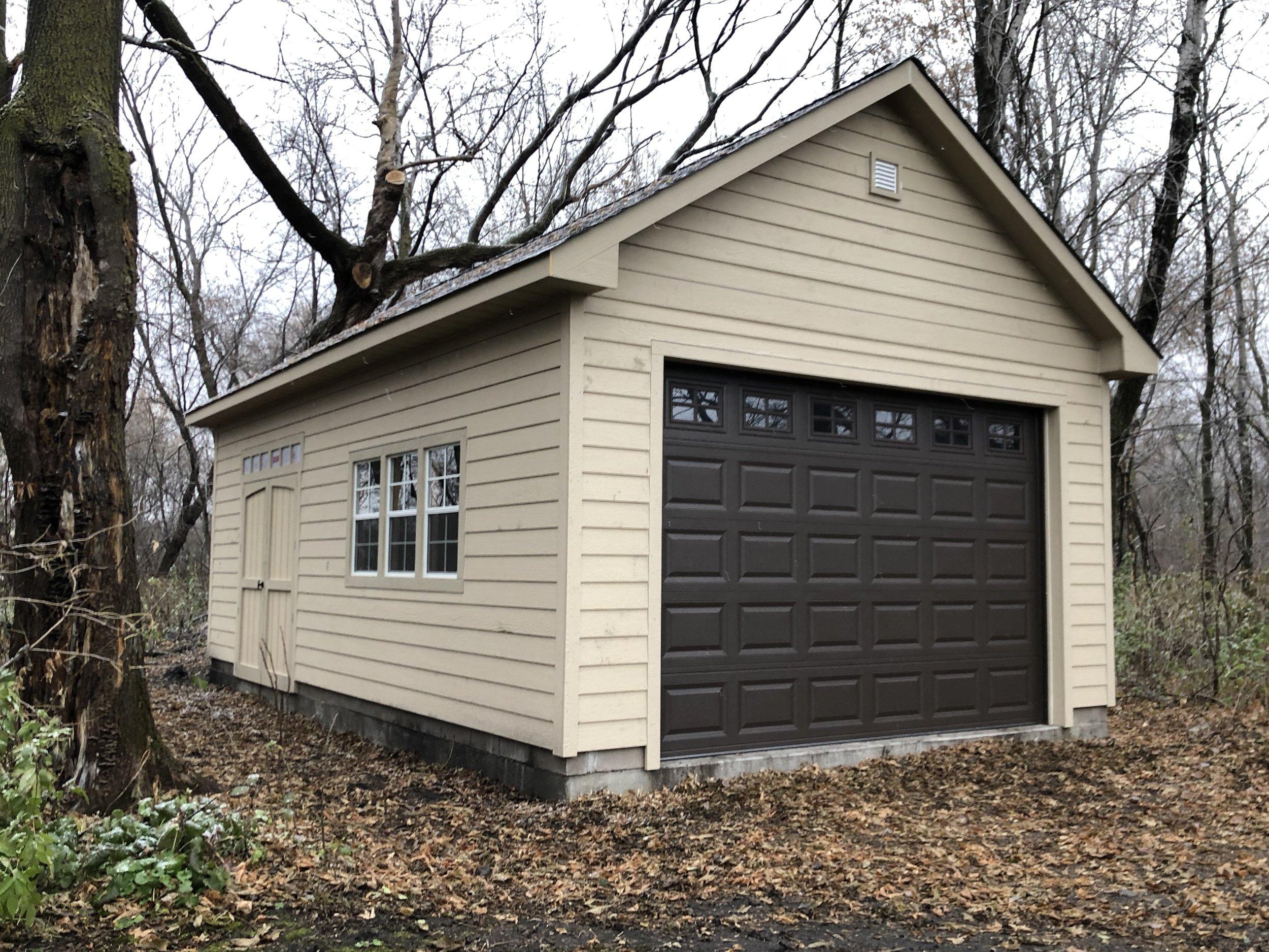 16x26 Garage