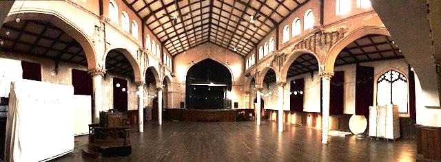 "Clark Room ""The Great Hall"""