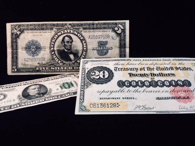American Currency -