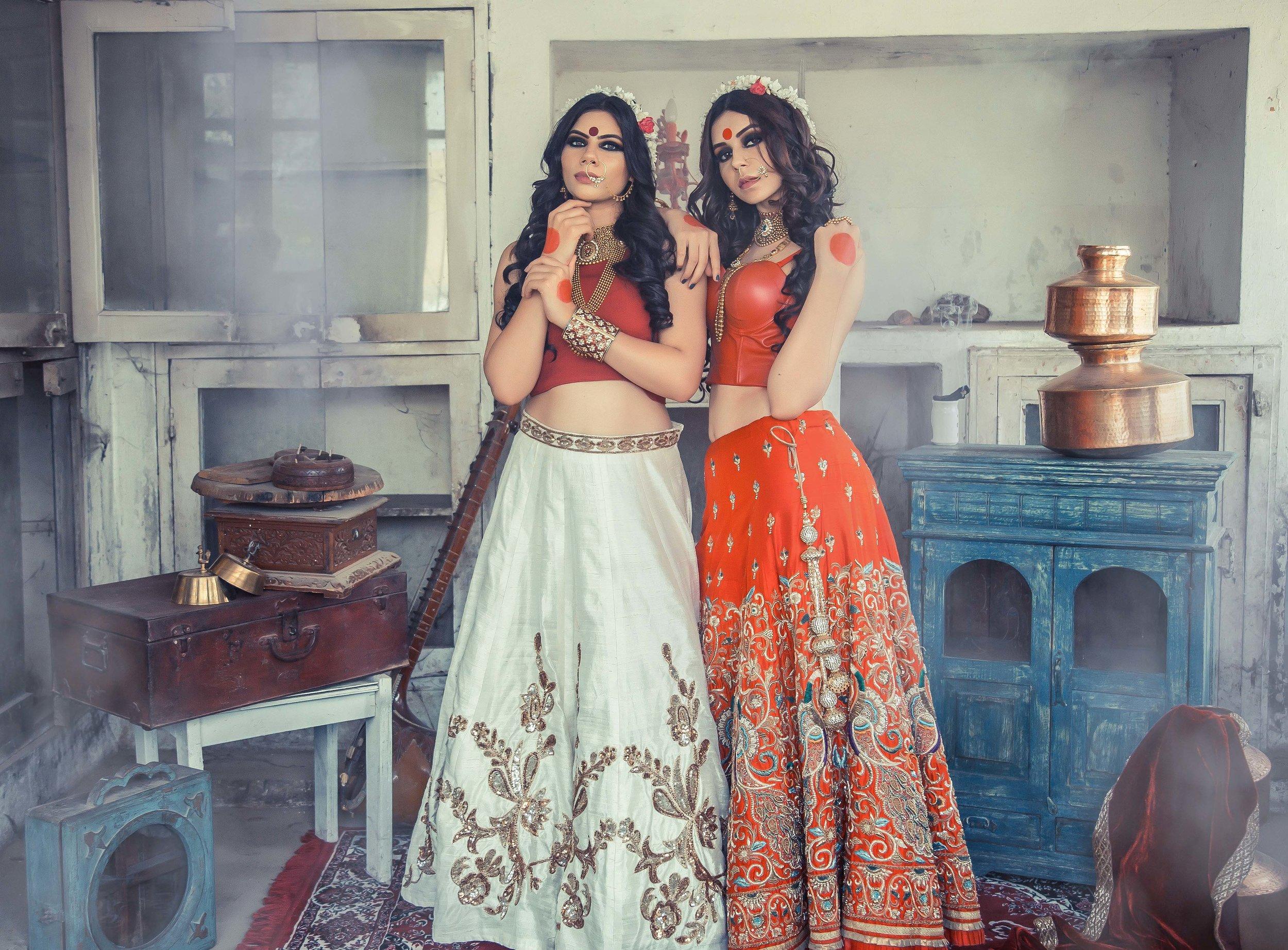 Indian Fashion Professional Photographers