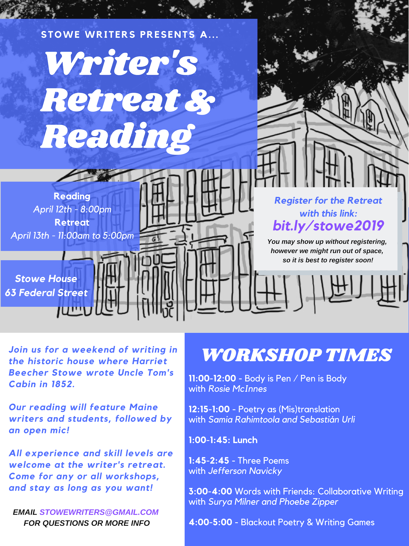 Stowe Retreat and Reading Poster.png