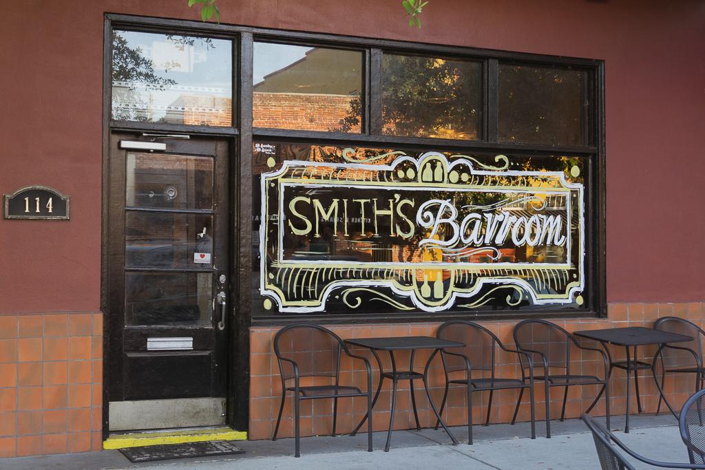 Smith's Barroom at Celery City Craft