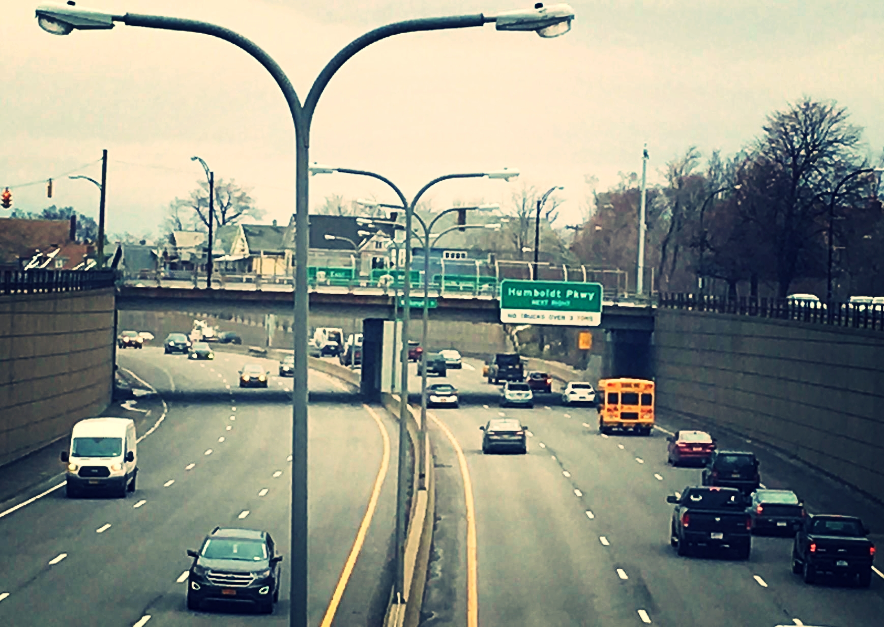 The Kensington Expressway