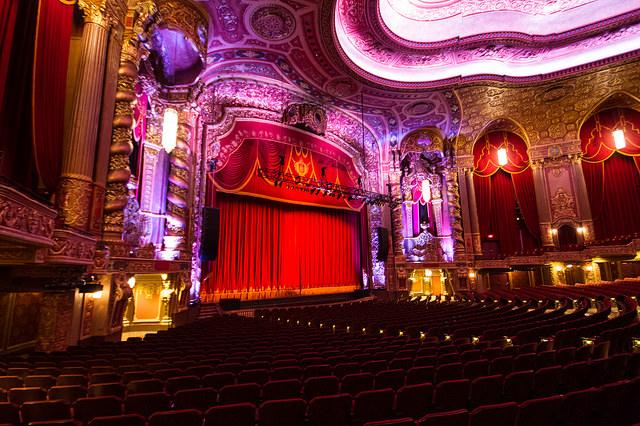 Kings Theater, Flatbush, Brooklyn -  Courtesy of Garrett Ziegler via  Flickr