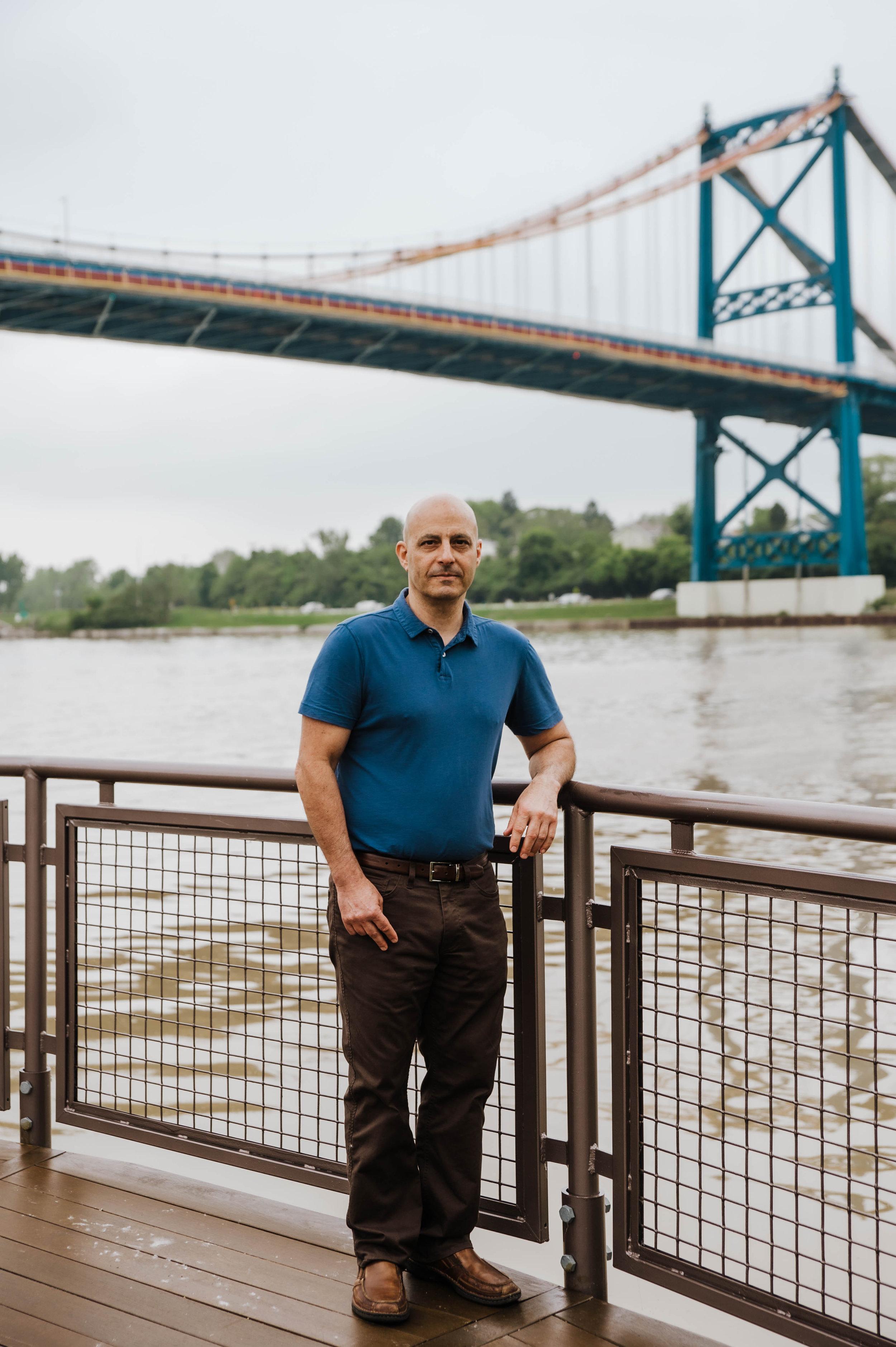 Paul Dymarkowski, Vice Presdient/CFO