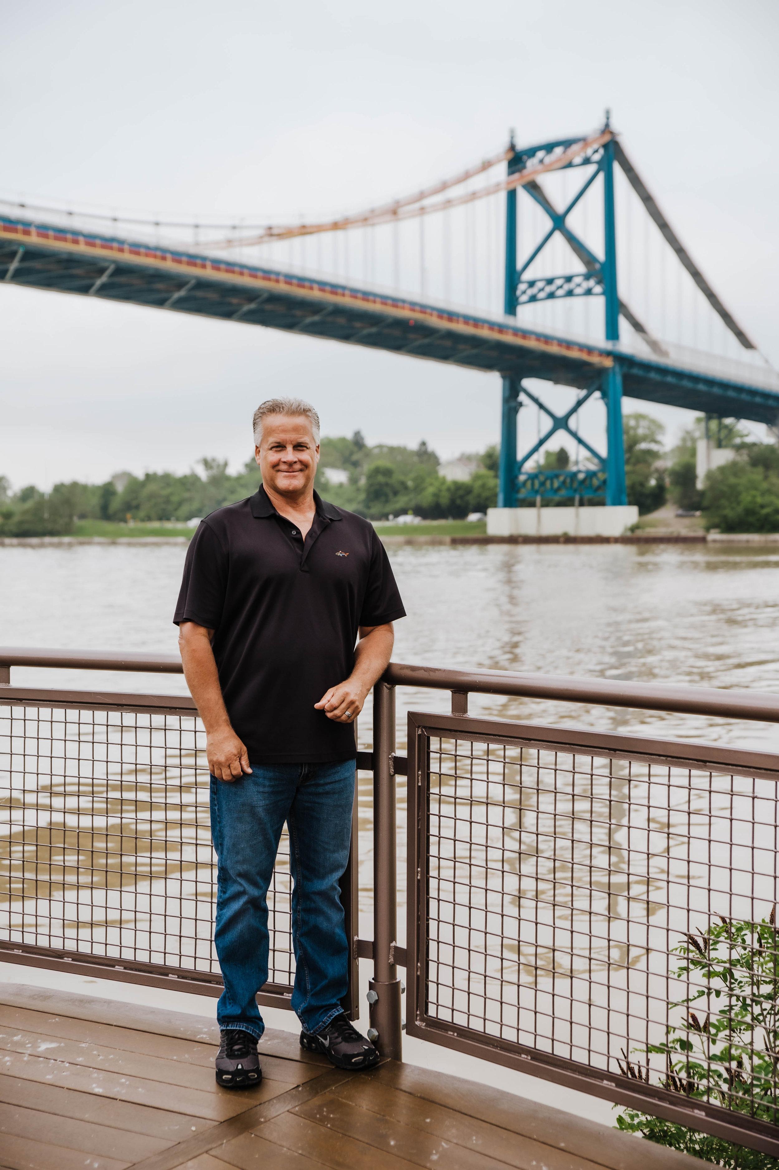 Jim Starr, Bridge Operations Manager/Estimator