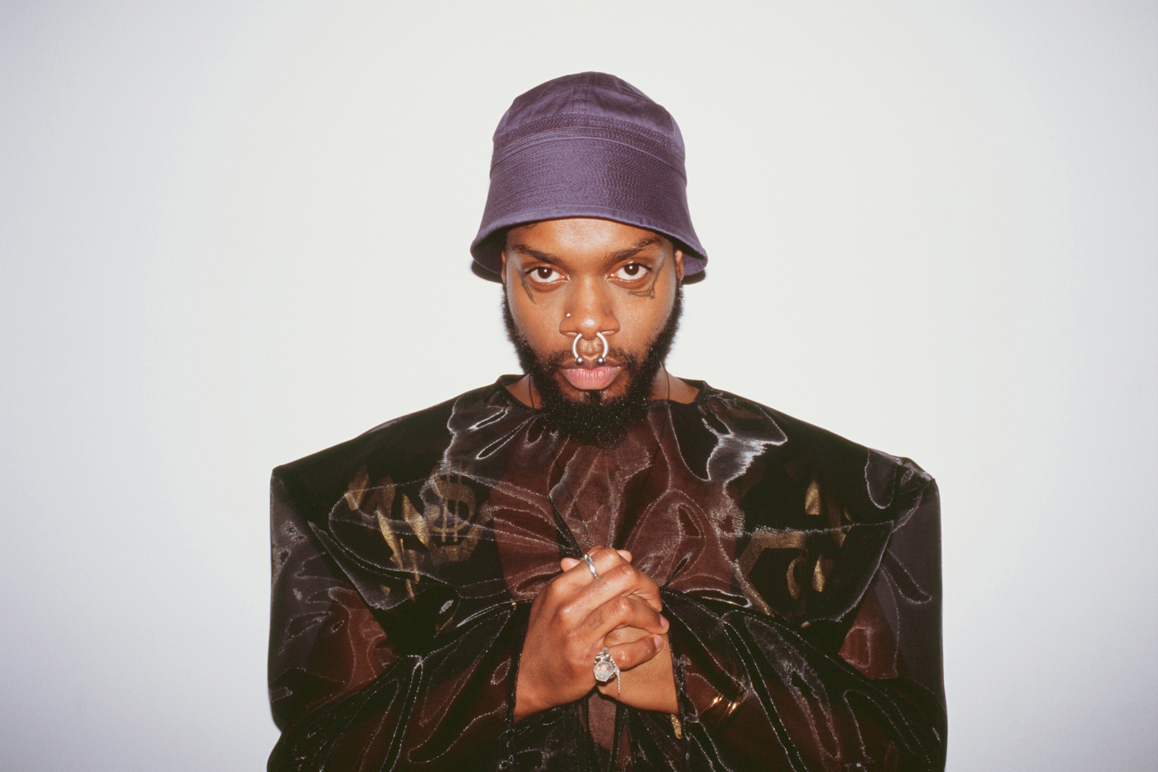 SERPENTWITHFEET SHEDS HIS SKIN ON 'SOIL' — The Last Magazine -
