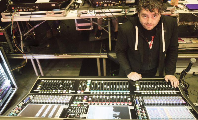 About - Paul CooperLive, FOH Sound Engineerpaul@pcsoundltd.com+44 (0) 7481 555 229