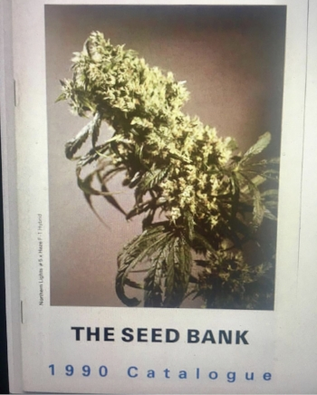 nevilles Seed Catalogue