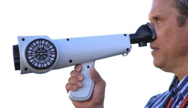 This is the Nasal Ranger and, yes,    it is real