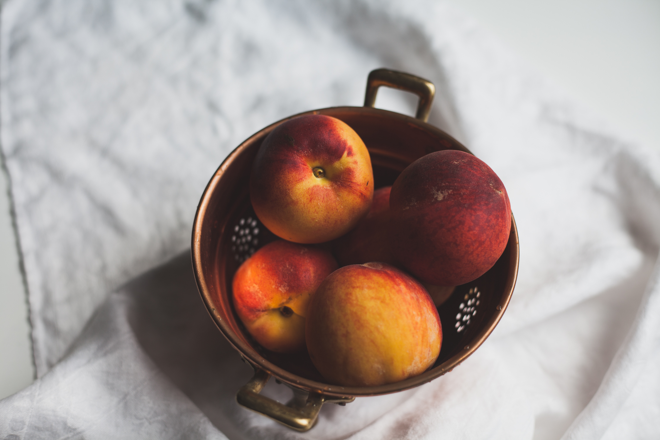 virginia peaches
