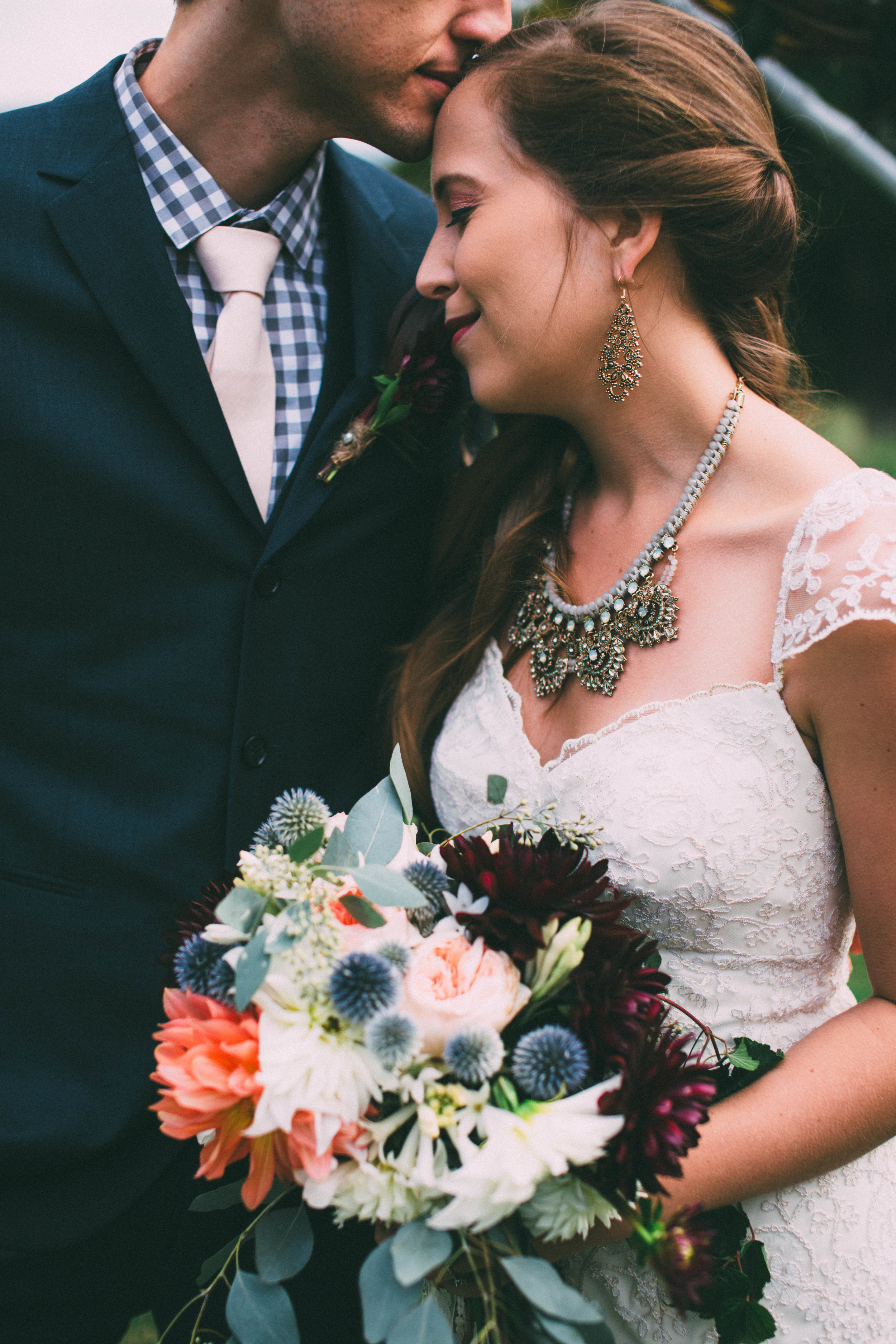 the Byrd wedding at Pharsalia -- photography by Chelsea Dian Photography; post via Will Frolic for Food