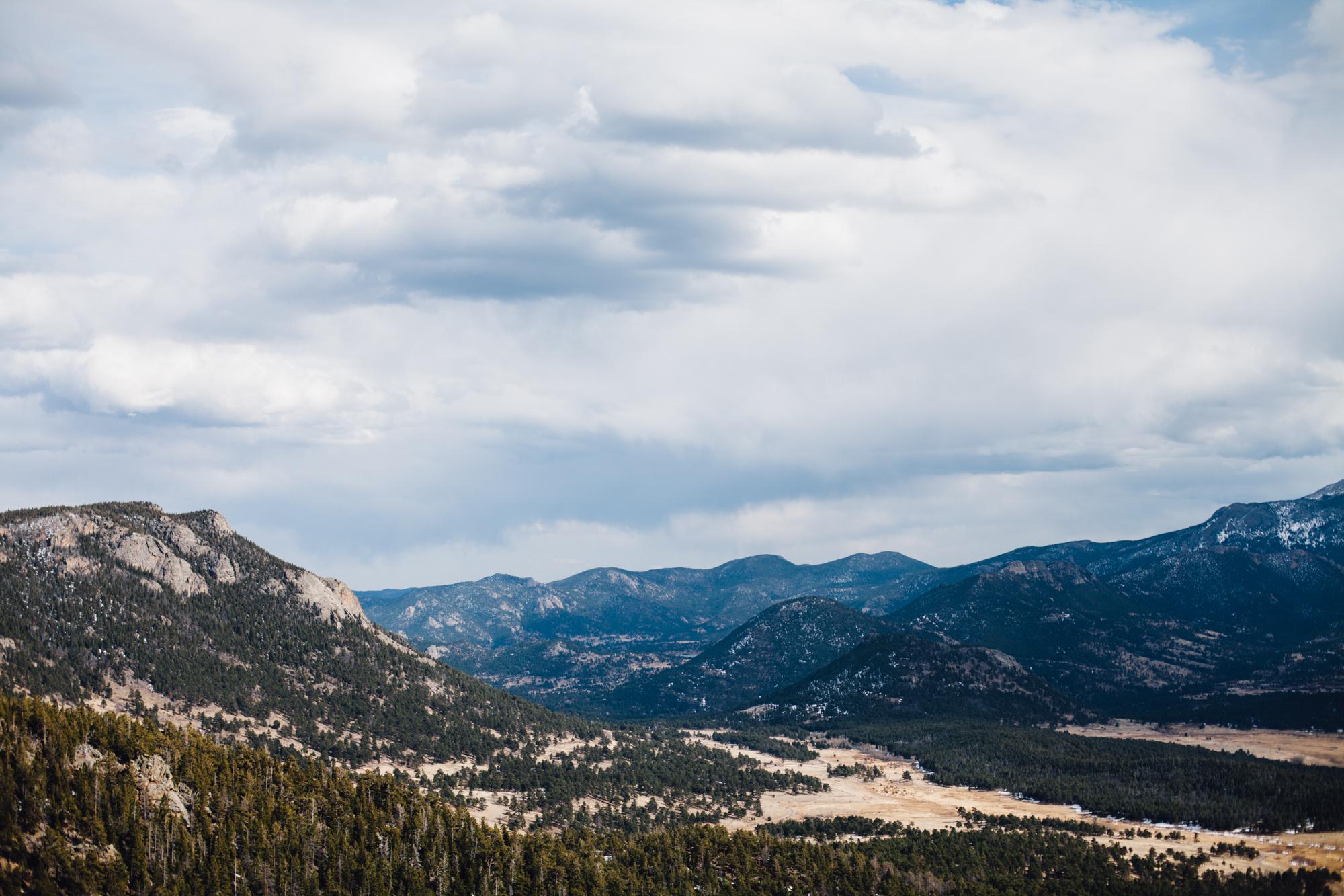 Estes park, Colorado via will frolic for food